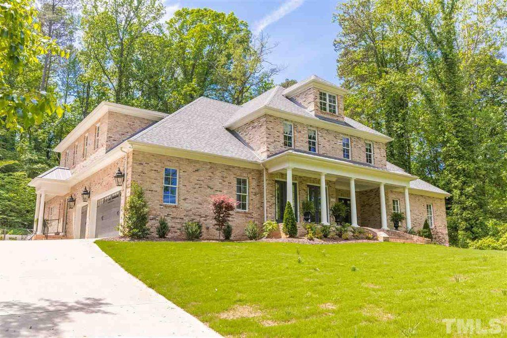 Home for sale at 3625 alleghany drive raleigh nc 27609