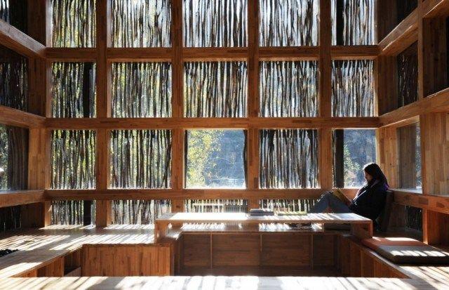 Li Xiaodong Atelier > Biblioteca Liyuan (6)