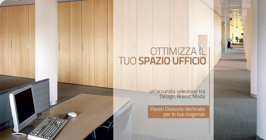 pareti divisorie per ufficio, modulari e su misura ...