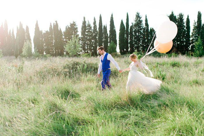 Ideen für die Dekoration von Ballonhochzeiten: 10 unterhaltsame Möglichkeiten, Ballons in Ihren großen Tag zu integrieren