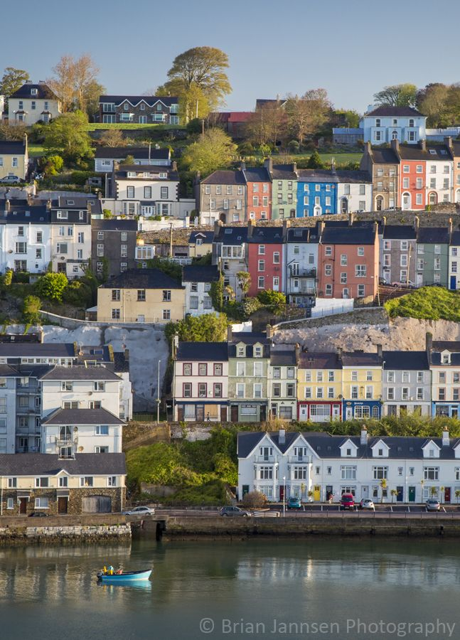Early morning in Cobh - Ireland.  © Brian Jannsen Photography