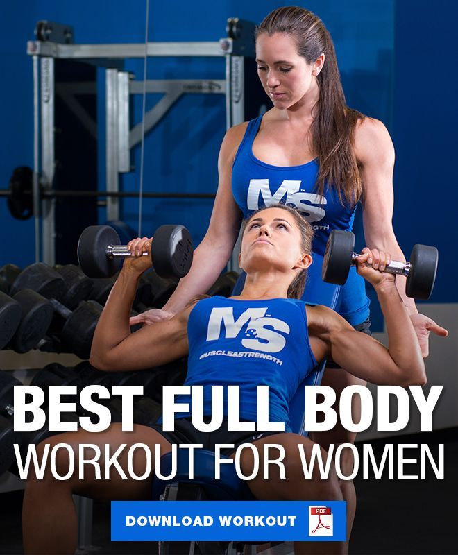 Get in the best shape of your life over the course of the next 12 weeks by using the best full body...