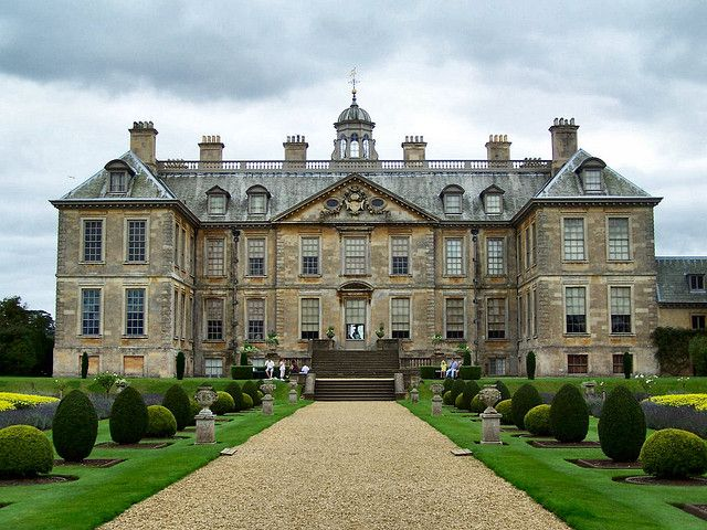 Belton House 17th Century Country Houses And English