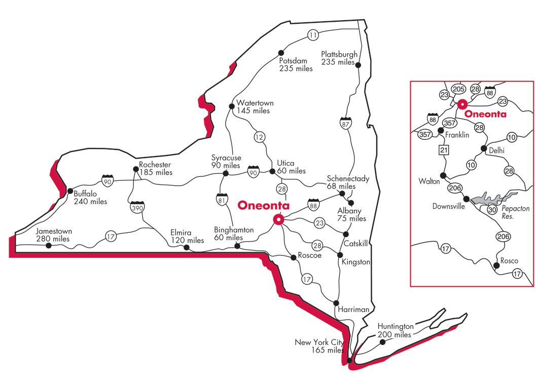 Oneonta Ny Map Oneonta, NY | Favorite Places & Spaces | Places, Wonderful places  Oneonta Ny Map