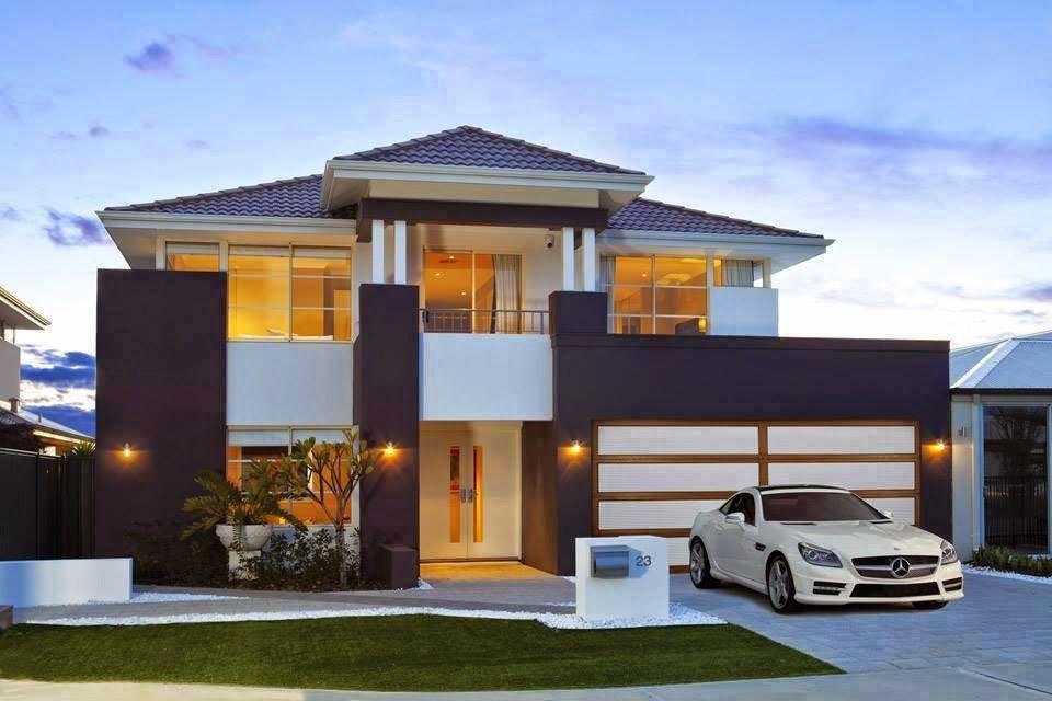 30 fachadas de casas modernas dos sonhos homes for 30 fachadas de casas modernas dos sonhos
