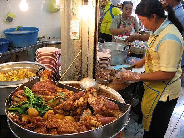 Cafe Chatuchak Market Thailand Bangkok Street Food Market Street Food Food