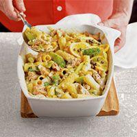 tuna and rigatoni bake seafood casserole recipes noodle casserole ...
