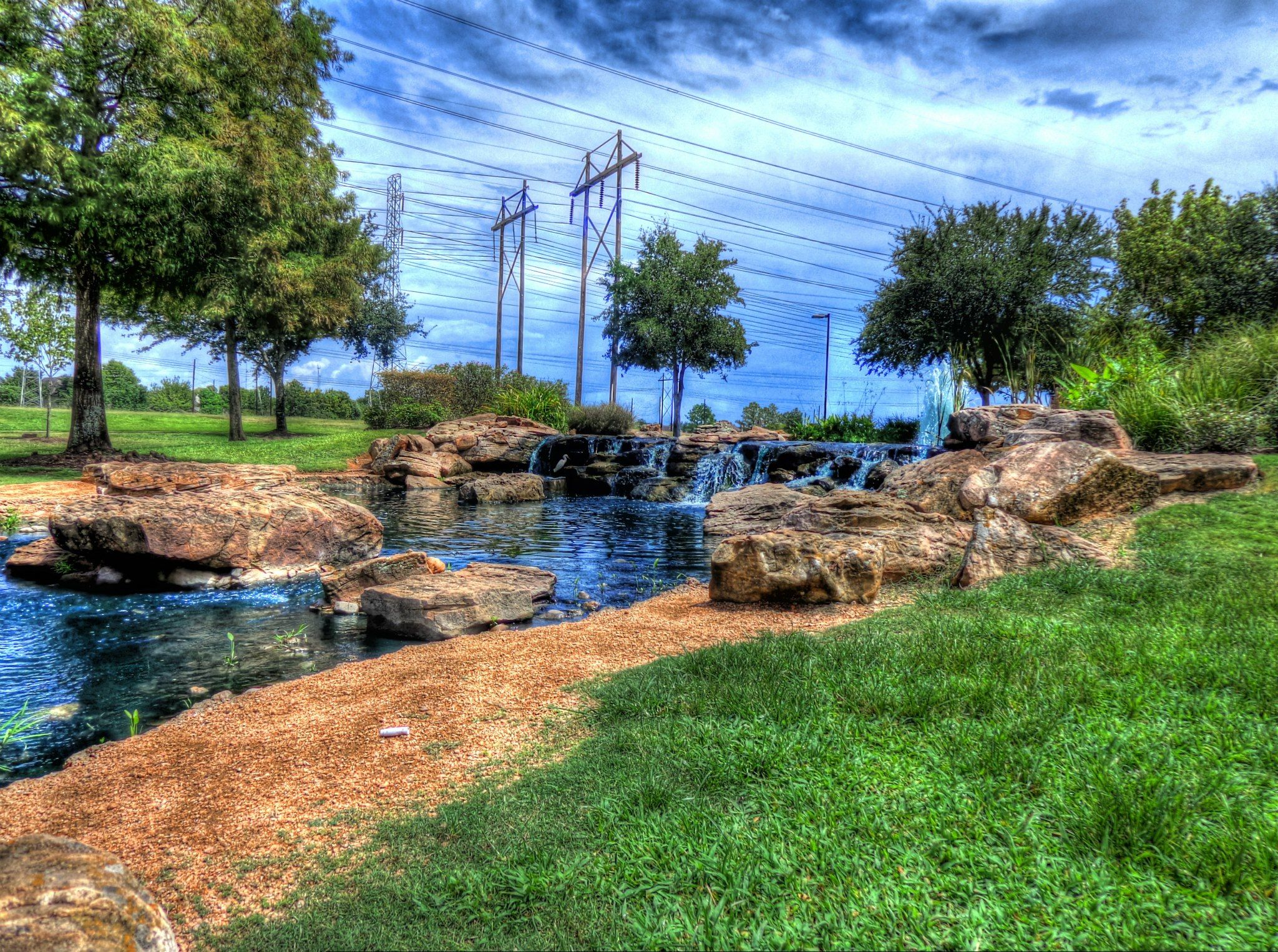 Oyster Creek Park | Oyster creek park, Location ...