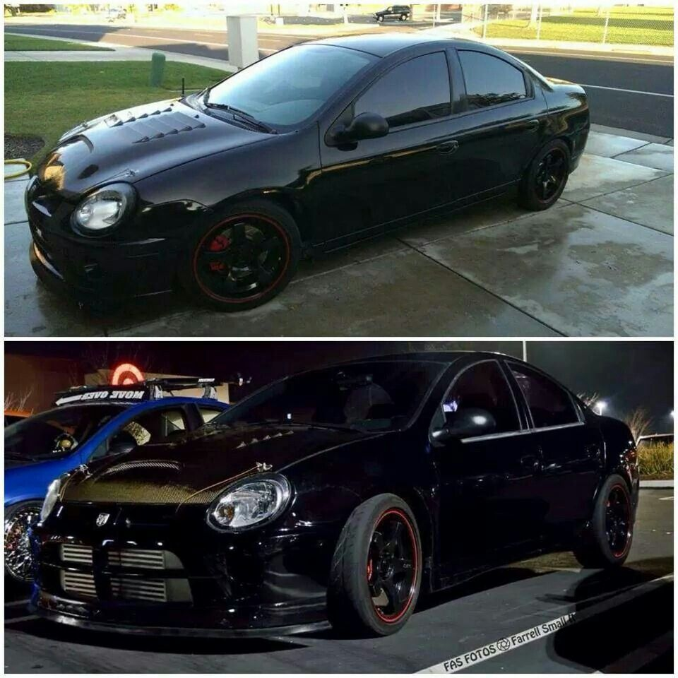 one sweer black on black srt 4 dodge neon srt 4 rh pinterest co kr