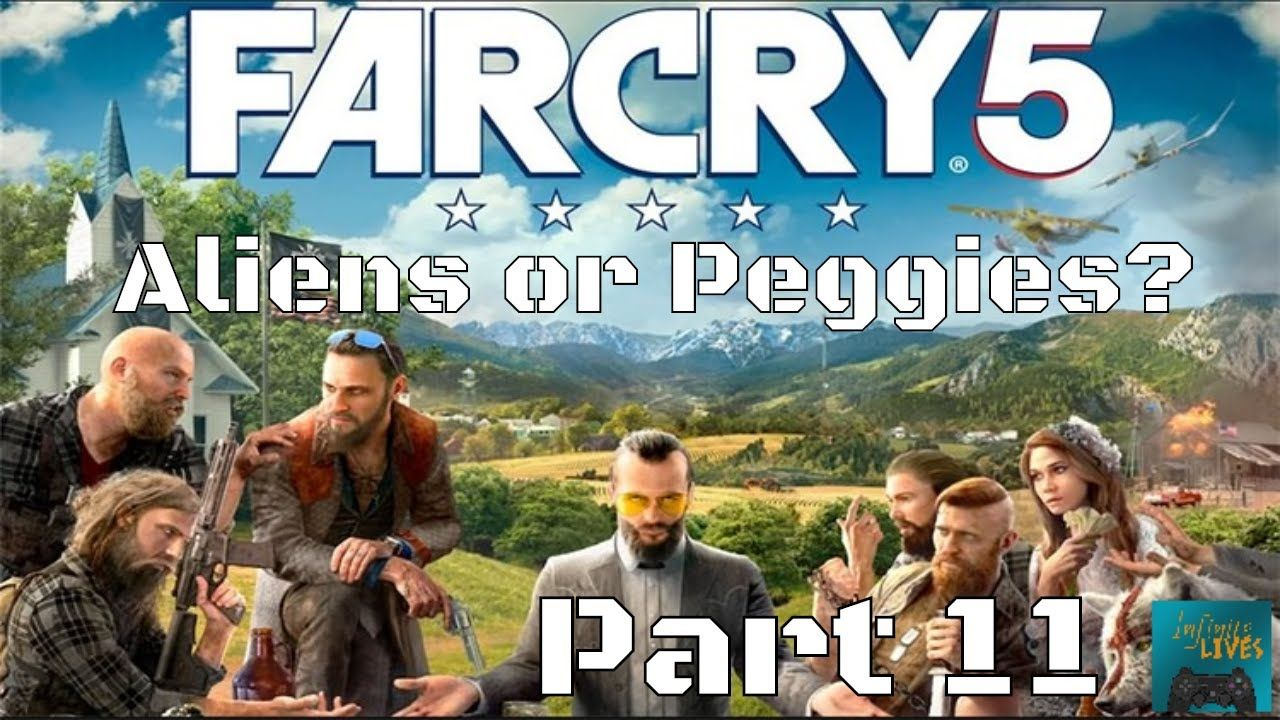 Far Cry 5 Part 11 Aliens And A Kidnapping Far Cry 5 Torrent Crying