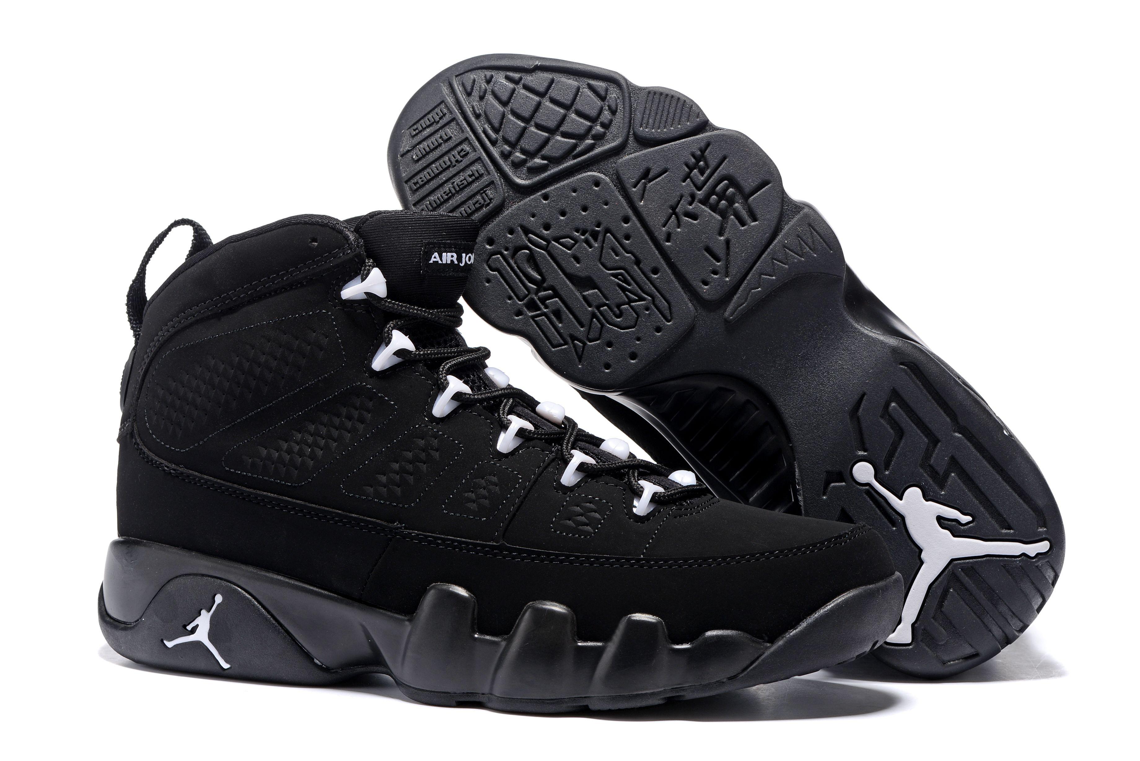 """New Air Jordan 9 Retro """"Anthracite"""