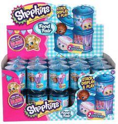 Shopkins Bundle Season 4 /& Fashion Spree Basket Food Fair Canister /& Easter Egg