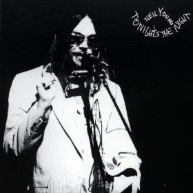 Neil Young - Tonight's The Night: another classic, another depressing album. Neil in the '70s was unbeatable. #NeilYoung