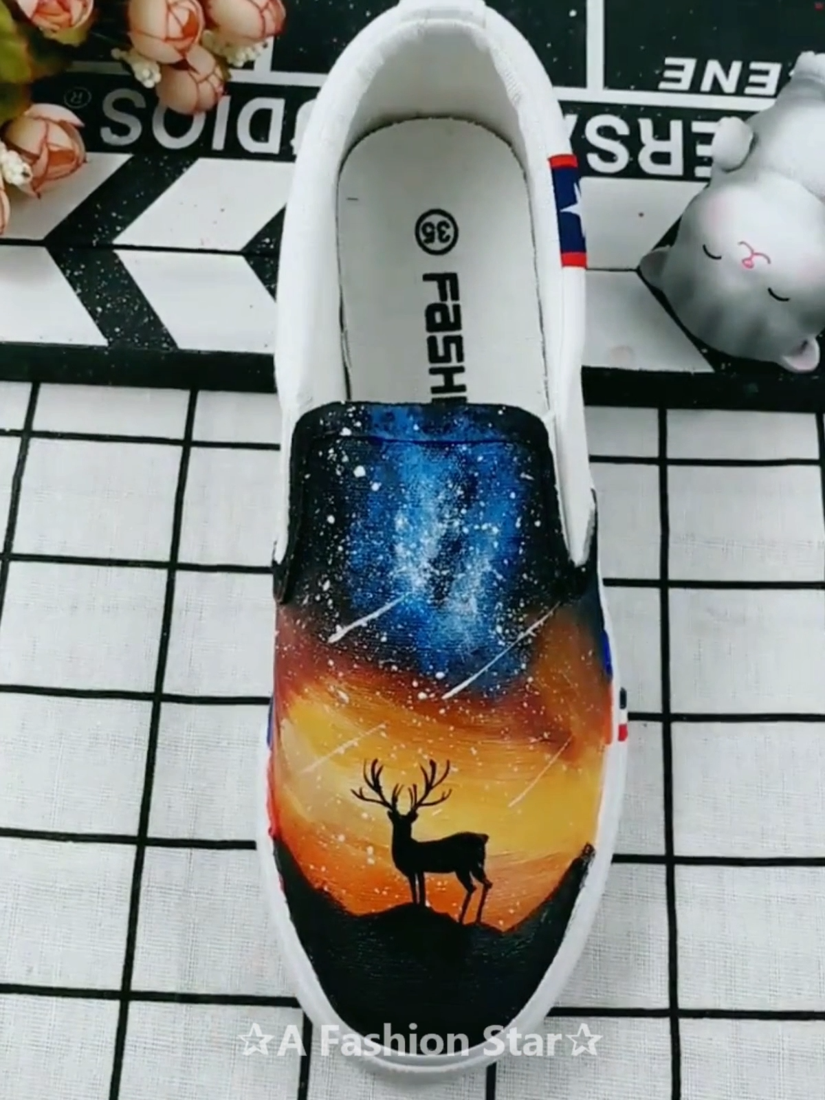 How To Paint Canvas Shoes 5 Amazing Painting Shoes Ideas Video Painted Canvas Shoes Art Shoes Painting Painted Shoes
