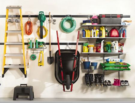 Make Garage Organization Easier With Smart Storage Solutions That Give Every Item In Your A Home Pegboards Shelves Totes And More