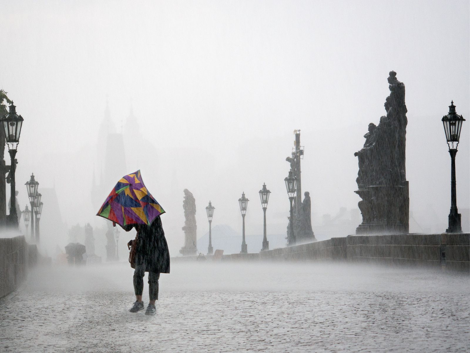 Under My Broken Umbrella
