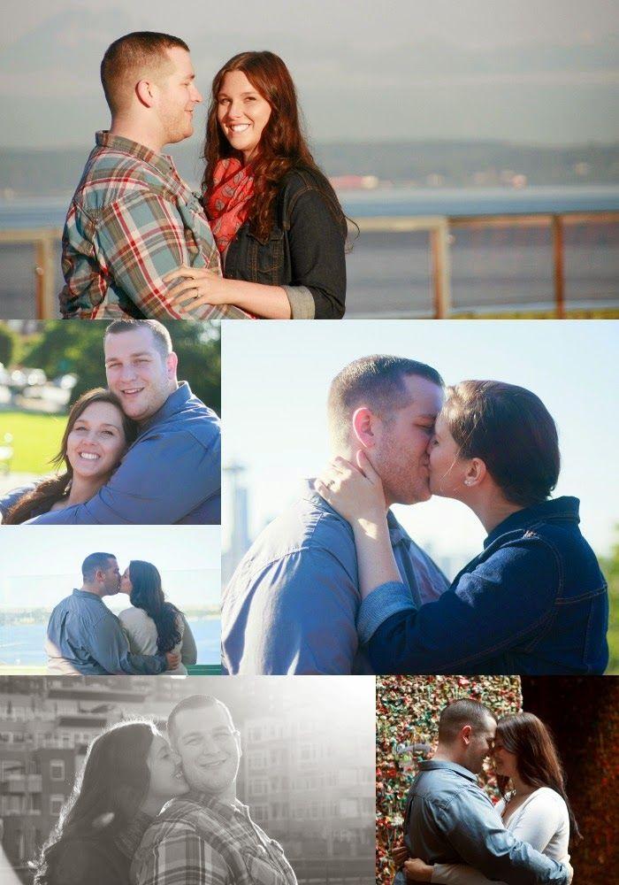 Heather Luther Photography : {Darrel & Hannah} Seattle Engagement Photographer: Seattle Wedding: Pikes Place Market #seattleengagement