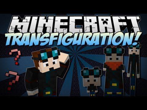 Minecraft Transfiguration Bobbleheads Stickmen More Mod Showcase 1 6 4 Minecraft Minecraft Party The Diamond Minecart