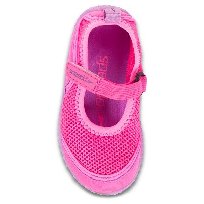 Speedo Toddler Kids Mary Jane Water Shoes - Pink (Extra ...