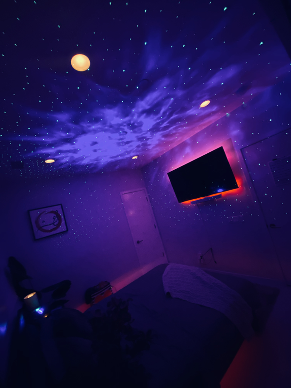 Starrylite In 2020 Galaxy Room Dreamy Room Neon Room