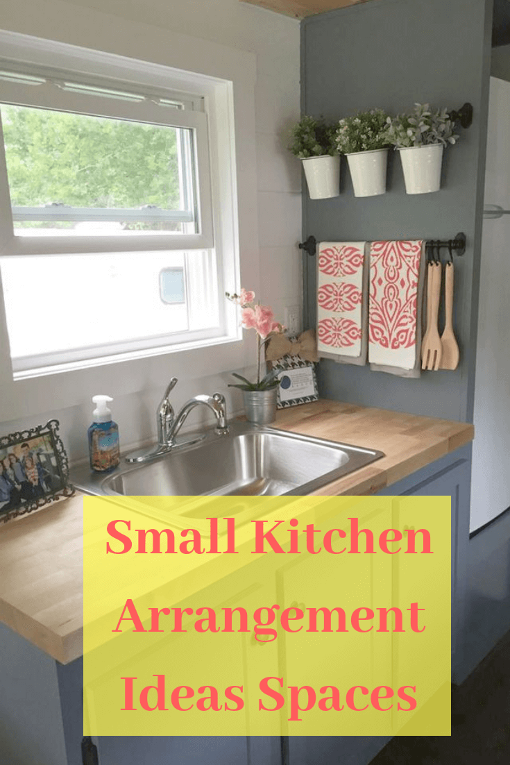 Tips On Arranging Tools In A Small Kitchen Turn It Into