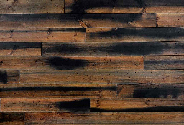 에프피보아 샘플룸 실내벽 적용사례 CAFE Hardwood floors, Solid