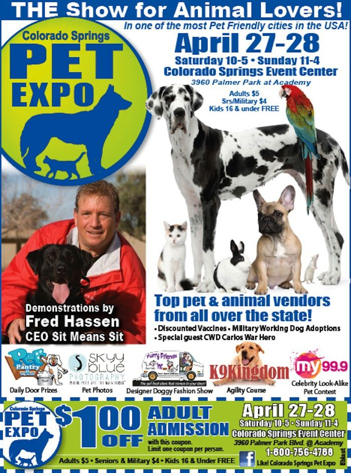 2013 Colorado Springs Pet Expo
