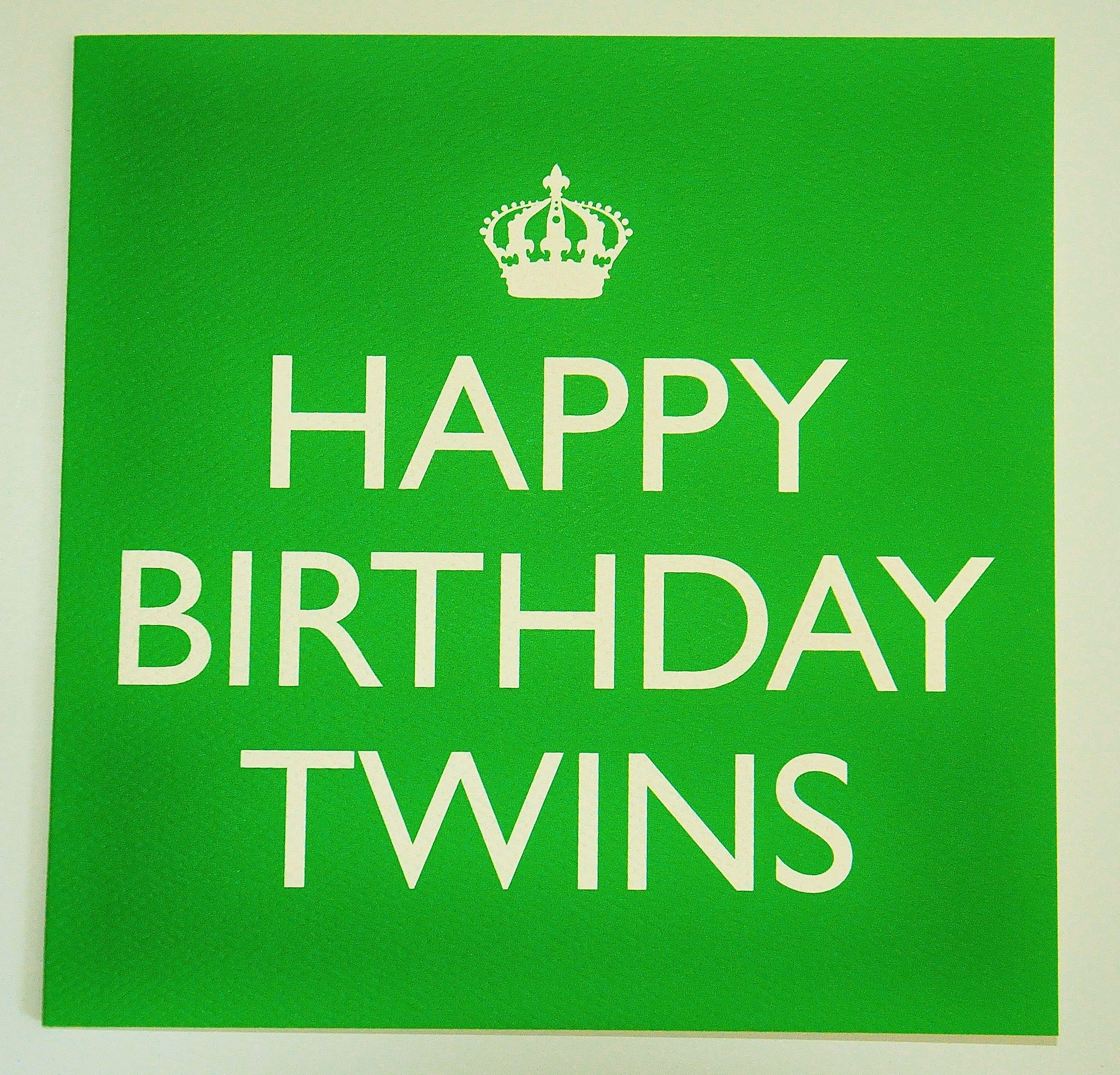 Happy birthday twins yahoo image search results happy birthday happy birthday twins yahoo image search results kristyandbryce Gallery