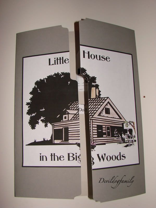 Little House Big Woods Lapbook Little House Series Little