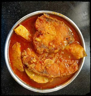 Chinu S Kitchen Corner Fish Curry Odisha Style Fish Curry Curry Fish Recipes