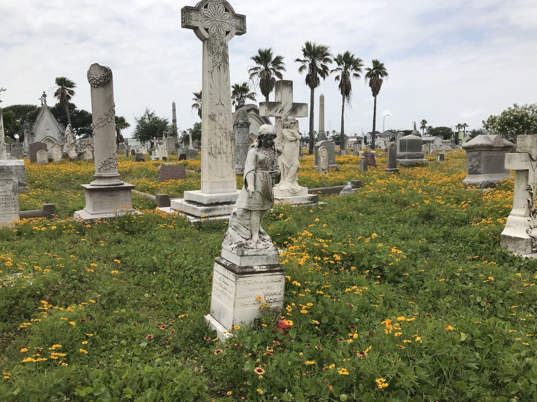 Broadway cemetery cemetery galveston pilgrimage