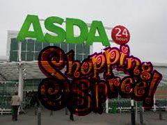 Asda UK £100 Shopping Spree