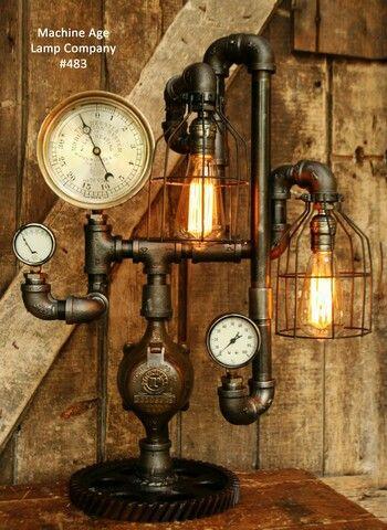 Machine Age Lamp Company