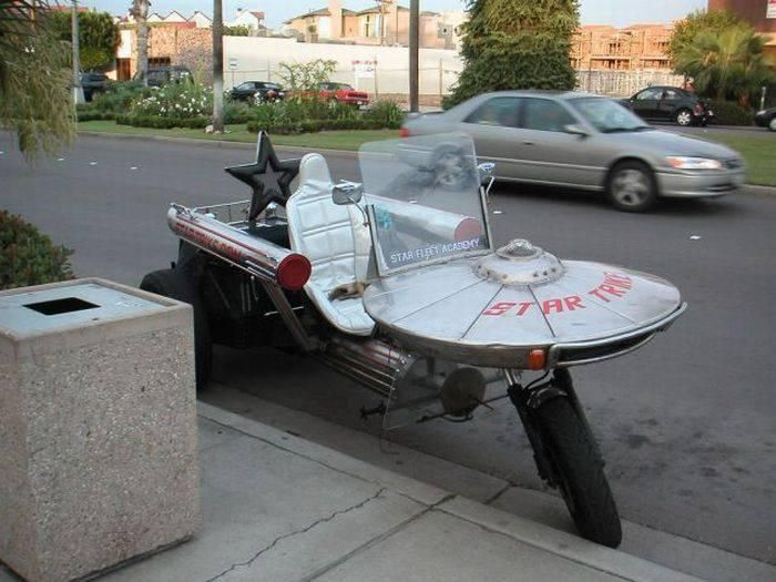 Weird and Wacky Sidecars | autoTRADER.ca |Funny Motorcycle With Sidecar