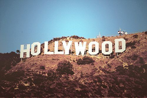 Everybody comes to Hollywood.