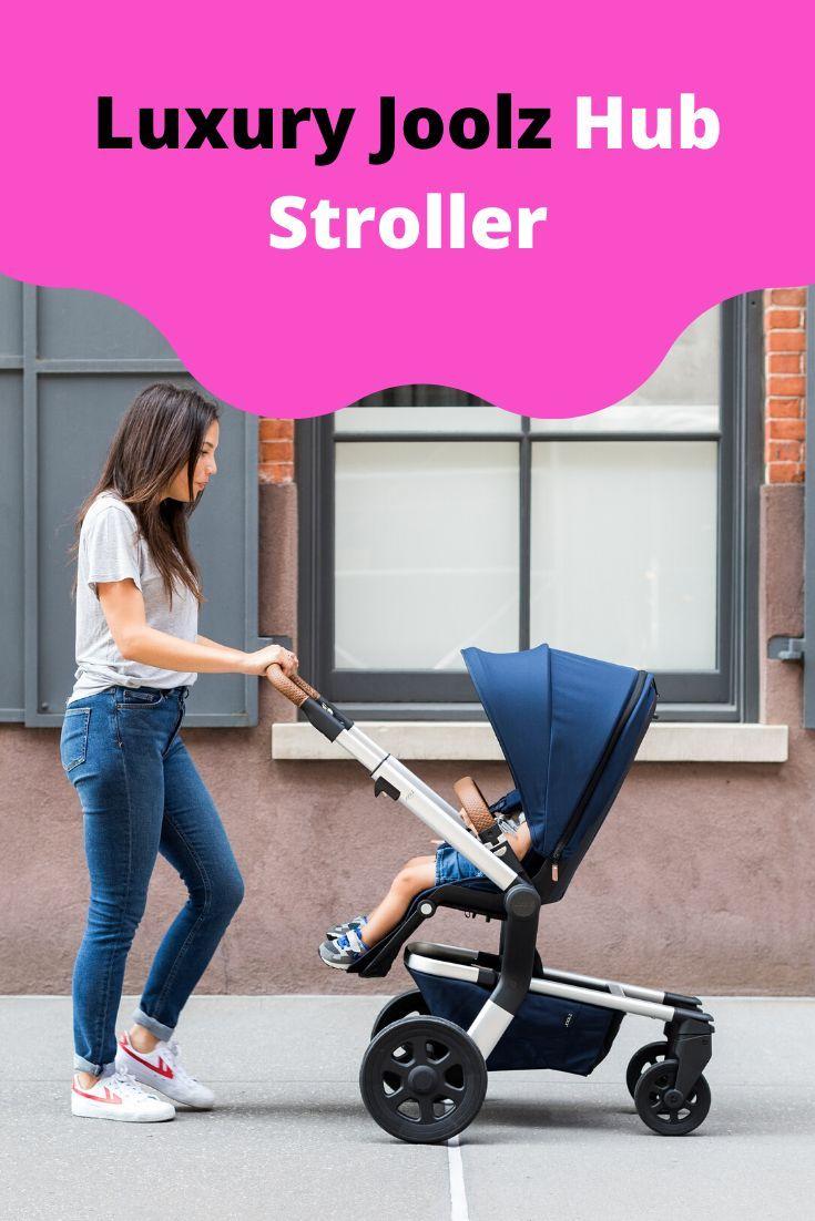 Joolz Hub Stroller in Blue, Baby Travel Stroller in 2020