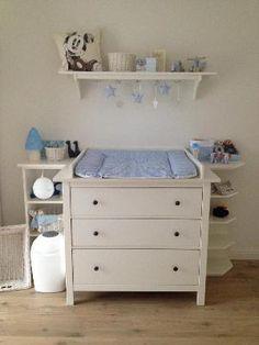 Babyzimmer ikea mädchen  Hemnes kombinieren, Idee: andere Knäufe | baby | Pinterest ...
