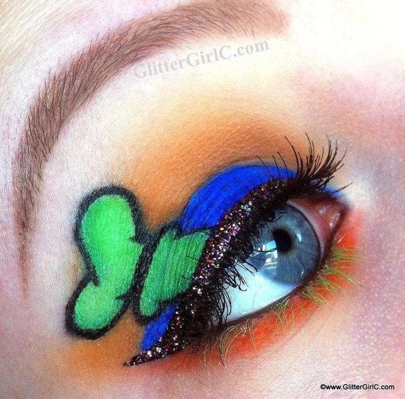 Maquillaje pluto disney eye makeup disney inspired