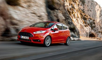 Ford Fiesta St Review Ireland S New Car Buying Guide Cbg Ie