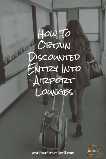 Tips for discount and free entry into airport lounges around the world.