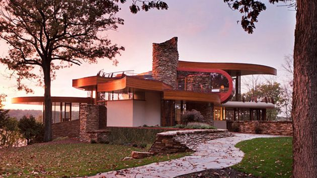 An Distinctive Design of Chenequa Residence in Wisconsin - http://www.house-decoratingideas.com/an-distinctive-design-of-chenequa-residence-in-wisconsin
