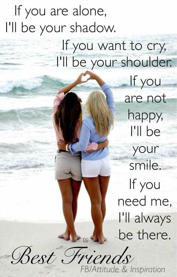 Love My Best Friend And So Glad I Was Able To Have Her In My Life She Will Always Be A Part Of Me Love My Best Friend Friends Quotes Best