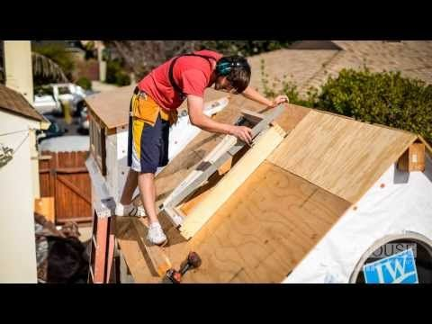 Tiny House Build Time-Lapses - YouTube
