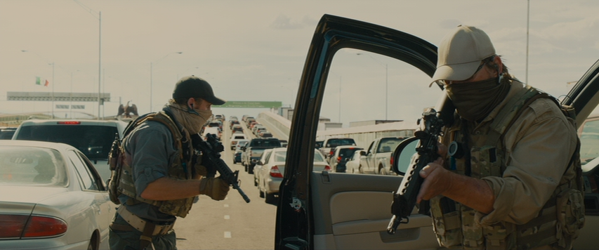 "celluloidtoharddrives: "" Sicario (2015) Directed by Denis Villeneuve Director of Photography: Roger Deakins (B.S.C., A.S.C.) """