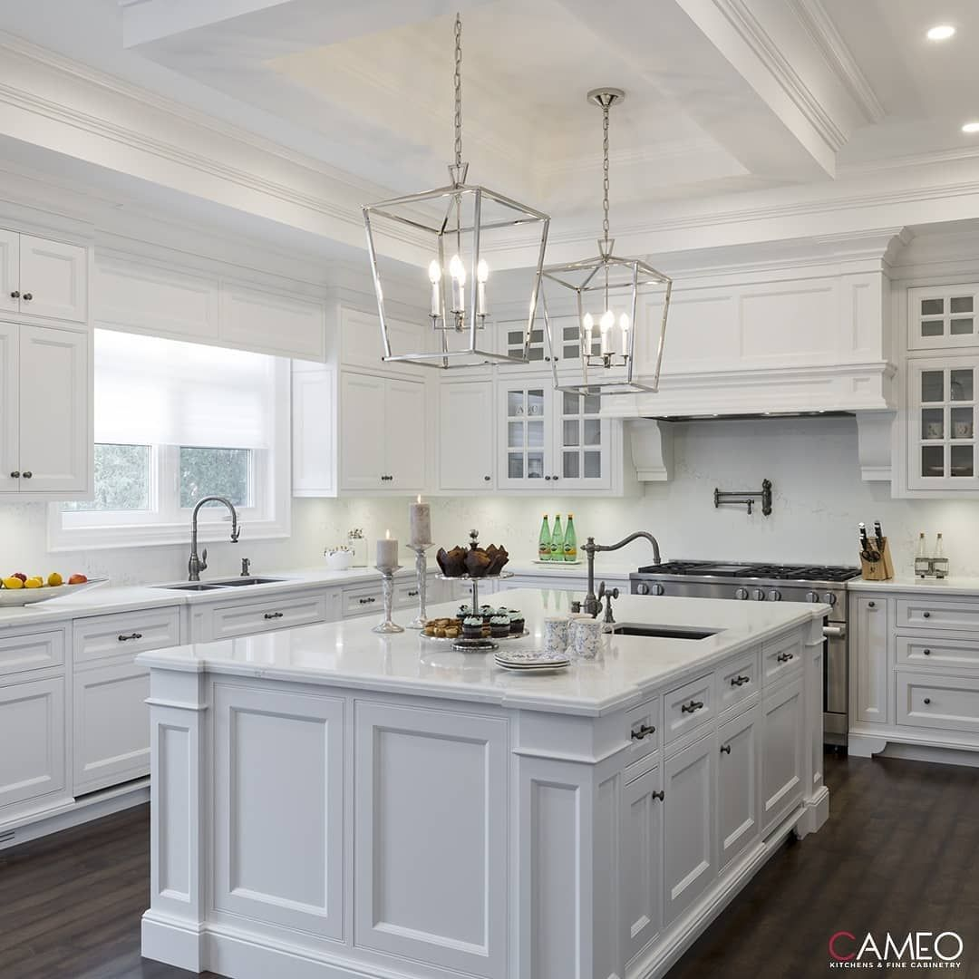 t'is the season to indulge in a cameo kitchen. take a look