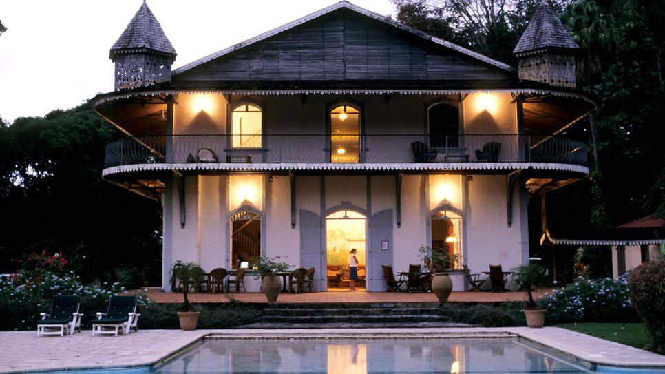 Habitation Lagrange, Martinique Creole mansion, I want to go