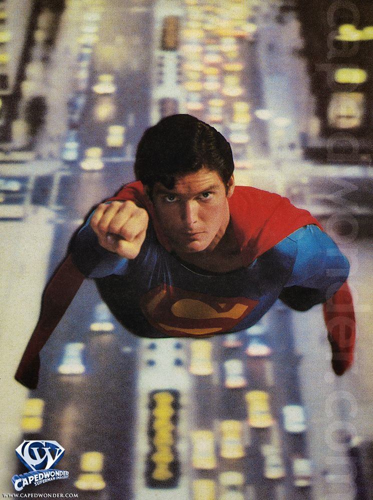 Superman-The Movie Gallery – The Gift of Flight | CapedWonder Superman Imagery. Christopher Reeve Superman Photos, Images, Movies, Videos and More!