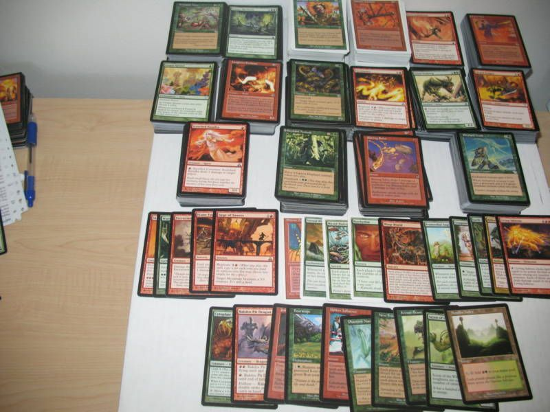 SAVE BIG Magic the Gathering MTG 100 with Rares and Uncommon Card Lot