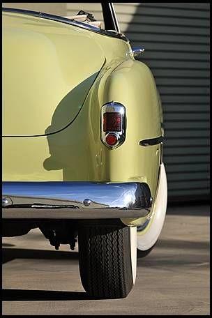 1952 Chevy Convertible : chevy, convertible, Chevrolet, Styleline, Convertible, #1779733, Chevrolet,, Classic, Chevy