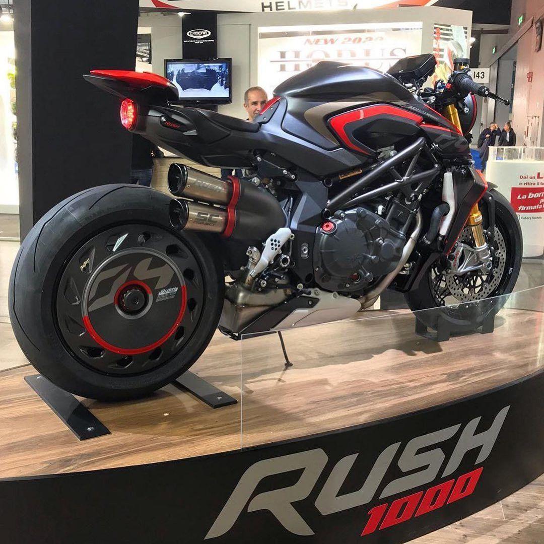 Mv Agusta Rush 1000 Motos Esportivas Motos Esportes